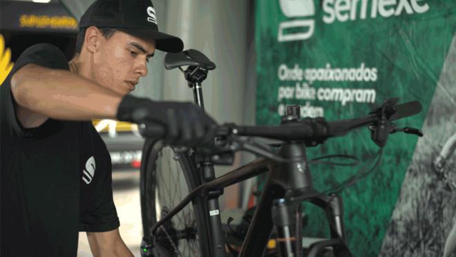 Marketplace de revenda de itens de ciclismo, Semexe é primeira startup investida pelo fundo Outfield Capital.