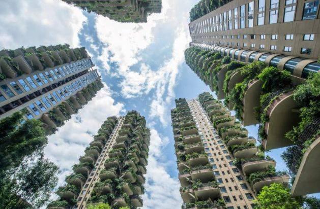 Para especialistas, problema nos edifícios chineses seria resolvido com manutenção adequada. Foto: STR/AFP