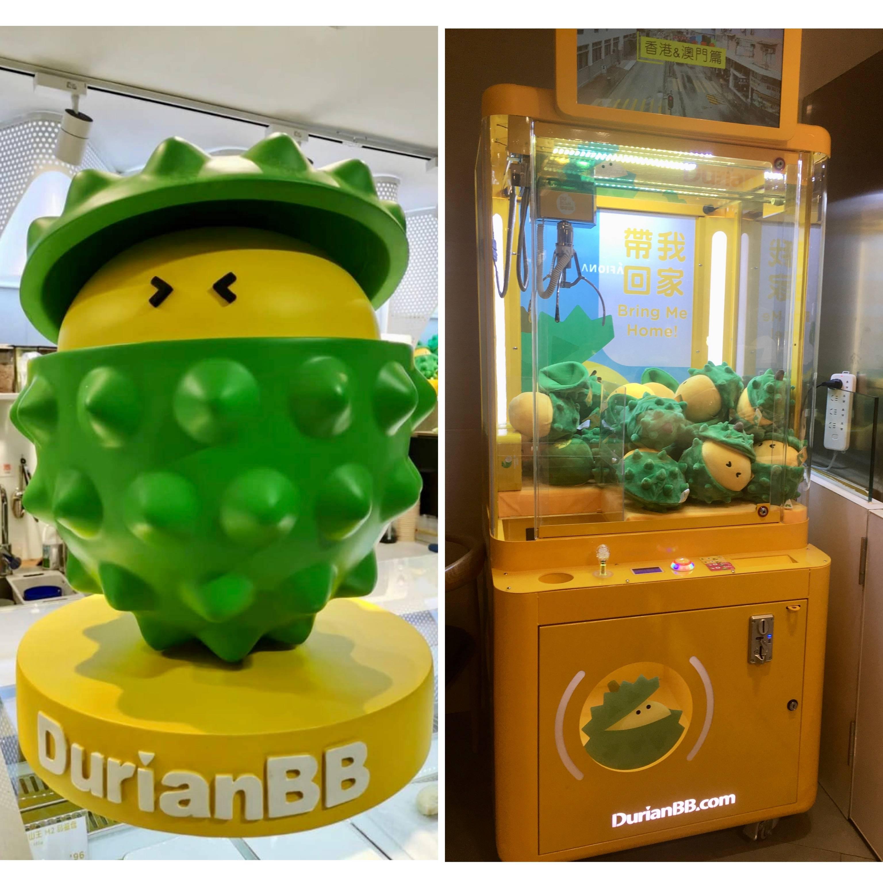 DurianBB, o sabor marcante de um continente, traduzido em cardápio, presentes, em carinho e lembrança.