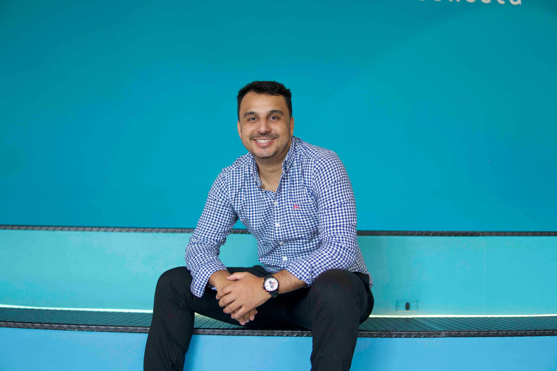 Victor Soares, CEO e co-fundador da Metha Energia. Foto: Divulgação