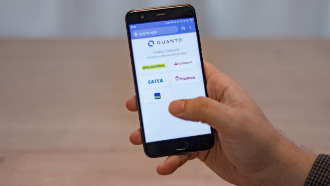 O sistema ofertado pela Quanto integra diversas soluções bancárias em um único sistema.