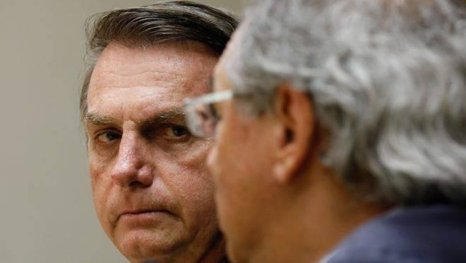 Bolsonaro diz que Brasil se saiu melhor que todos os países na economia durante pandemia