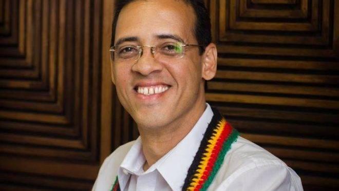 Hilton Coelho, candidato do PSOL à prefeitura de Salvador em 2020