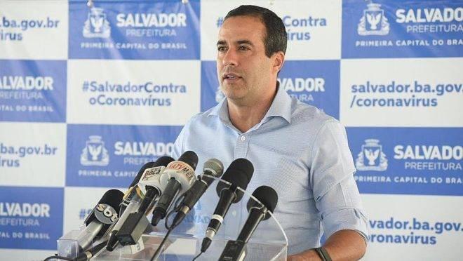 Bruno Reis, candidato do DEM à prefeitura de Salvador em 2020