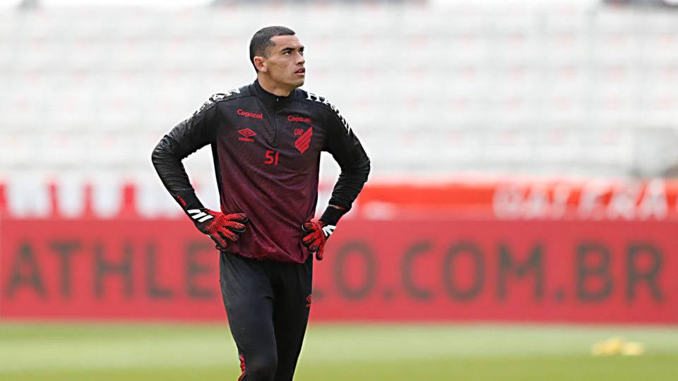 Athletico vai perder Santos por três rodadas do Brasileirão