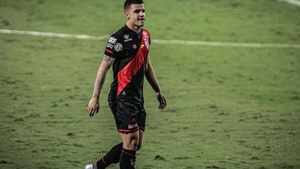 Athletico chega a acordo com o Cruzeiro por atacante do Atlético-GO