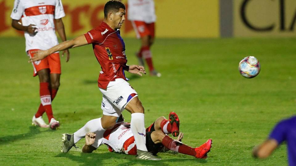 Paraná tem desfalque importante para o jogo contra o Brasil-RS