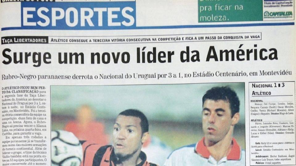 Athletico completa 60 jogos na Libertadores! Relembre momentos mais marcantes