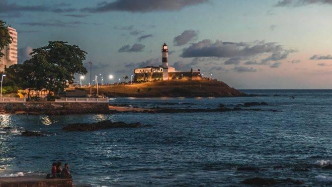 Vista de Salvador (BA)