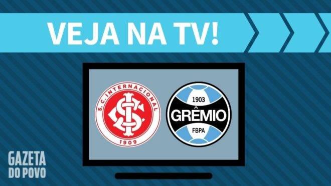Inter x Grêmio Libertadores