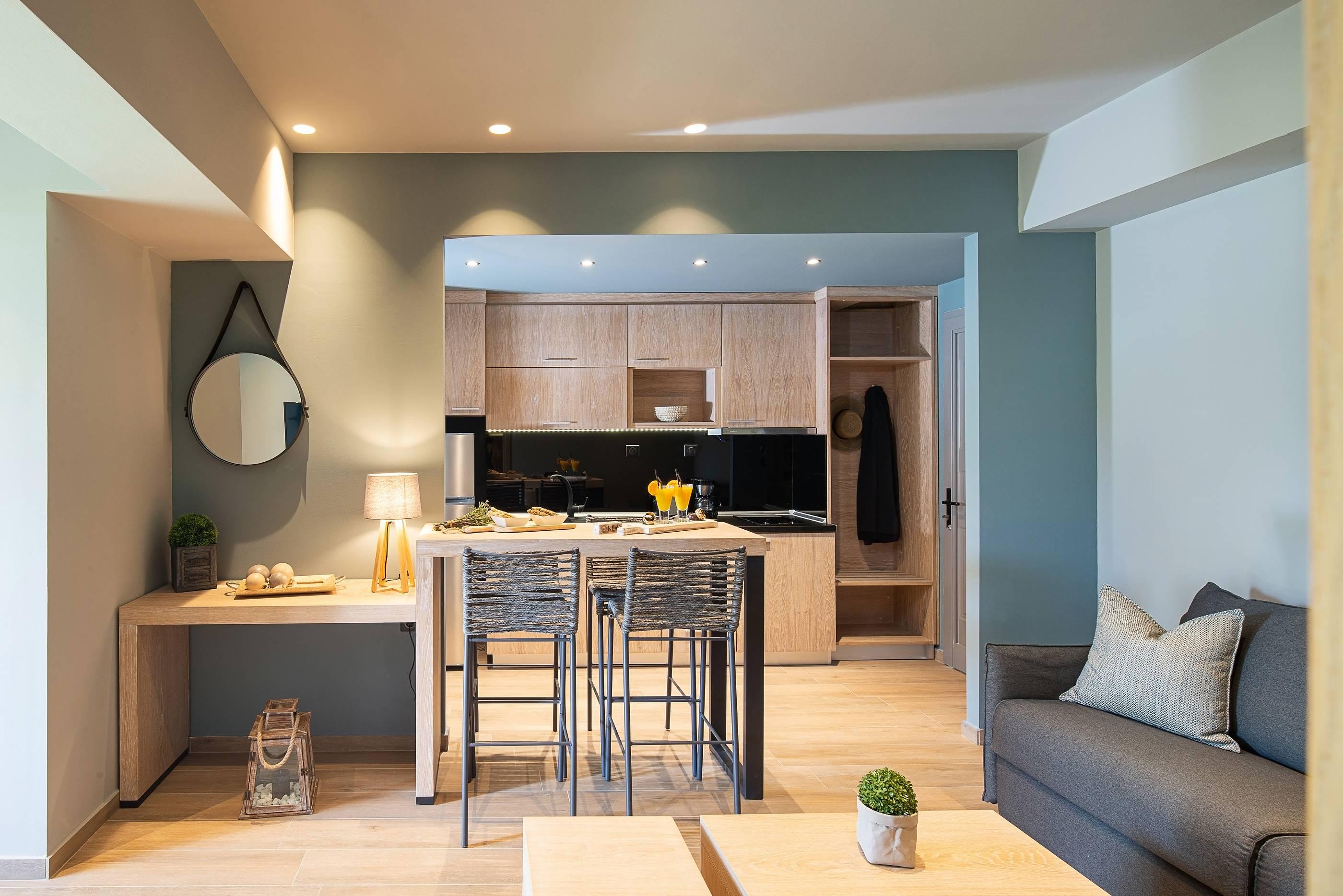 Cozinha integrada é item de desejo dos futuros compradores. Foto: Bigstock