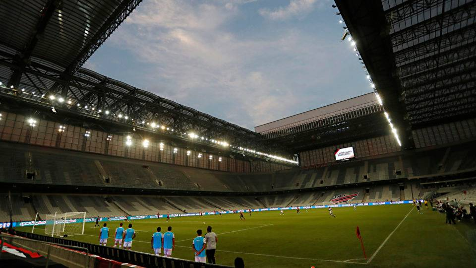 CBF fará reunião com clubes da Série A para definir volta de torcida aos estádios