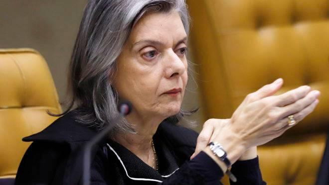 Cármen Lúcia, ministra do STF