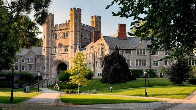 """A Universidade de Princeton, descrita pelo reitor como local de """"racismo sistêmico"""", recebeu 75 milhões de dólares de recursos federais desde 2013."""