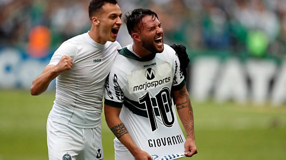 Coritiba confirma saída de camisa 10 para o Cruzeiro