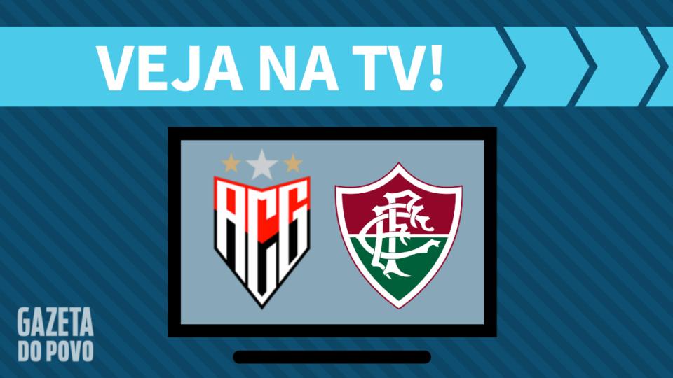 Atlético-GO x Fluminense: saiba como assistir ao jogo na TV