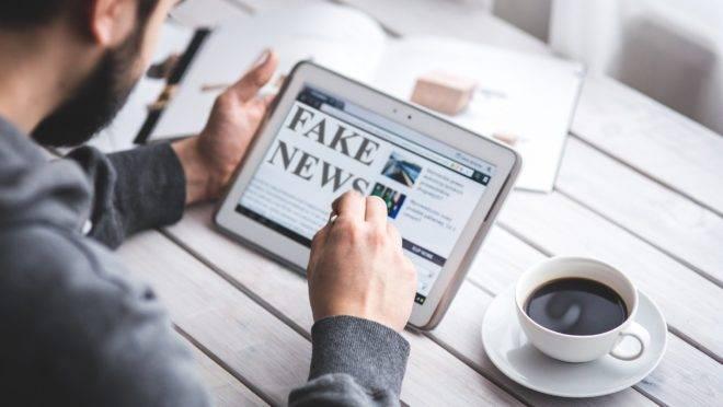 """Nem toda mentira é """"fake news""""."""