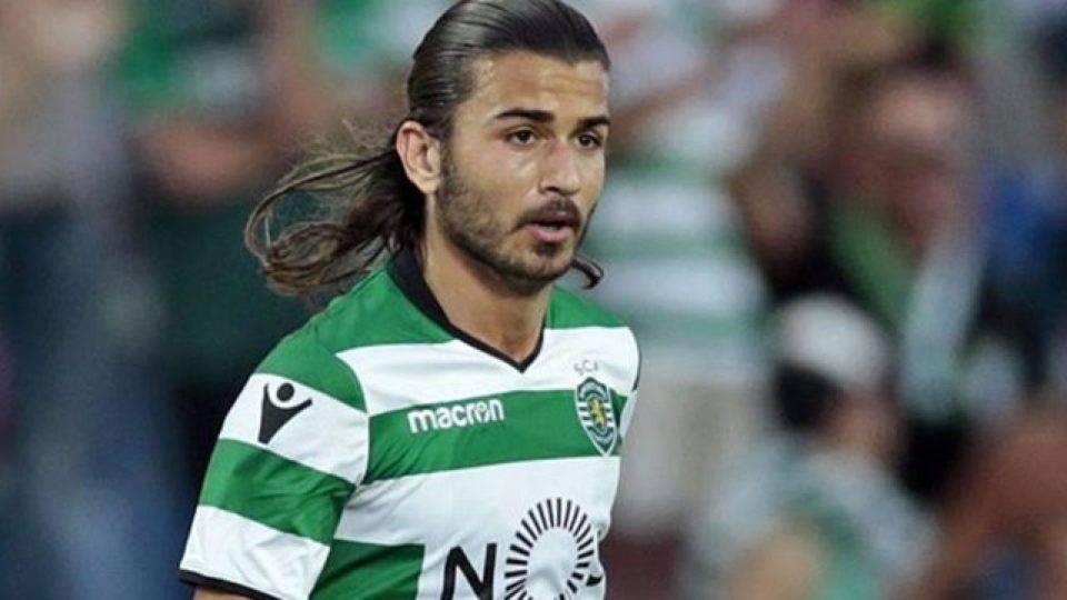 Coritiba fecha contrato com meia do Sporting, filho do ex-atacante Bebeto
