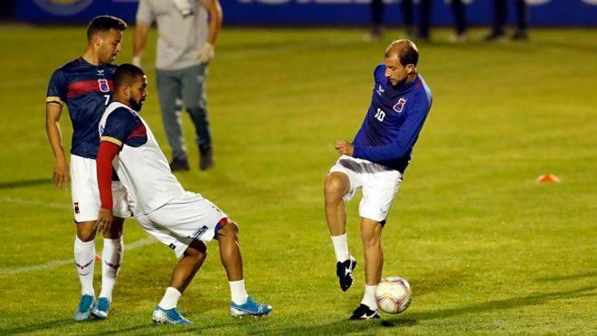 Bressan lamentou o empate do Paraná