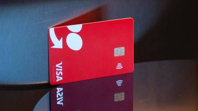 Cartão de crédito iFood