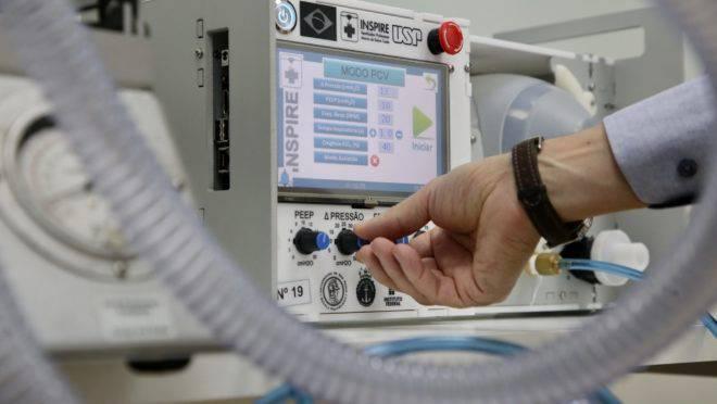 Acordo facilita a  recuperação de respiradores
