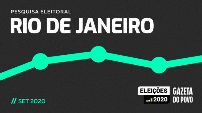 Pesquisa eleitoral no Rio de Janeiro