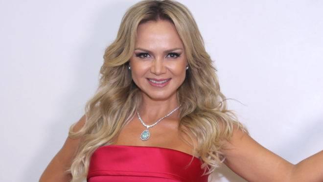 Eliana vai participar da transmissão da Libertadores.