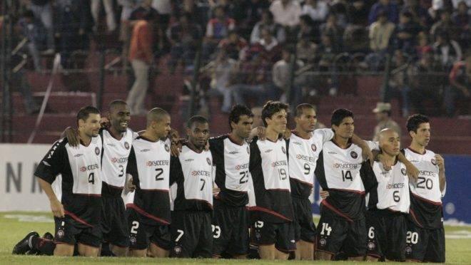 Athletico passou nos pênaltis pelo Cerro Porteño.