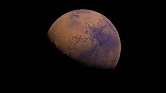 Cientistas encontram novos reservatórios de água em Marte (Imagem: Reprodução/Pixabay)