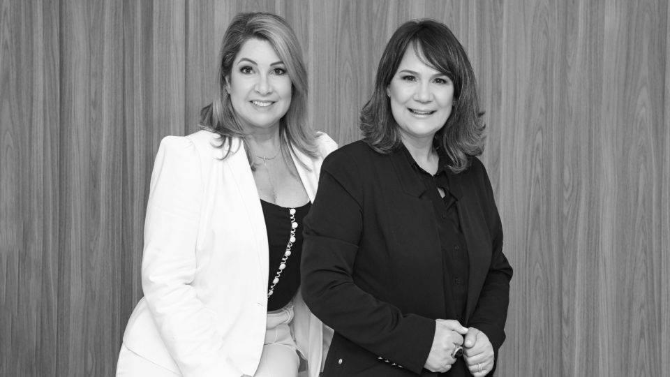 Monica Becker e Mariluci Brambilla