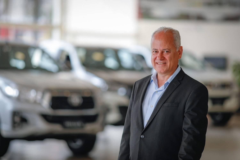 Moacir Cossia, diretor da Toyota Sulpar