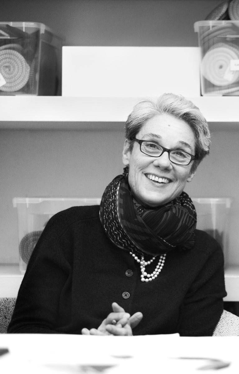 A designer Paola Lenti é uma das grandes referências do design italiano que sabe se reinventar. Foto: Paola Lenti/Divulgação