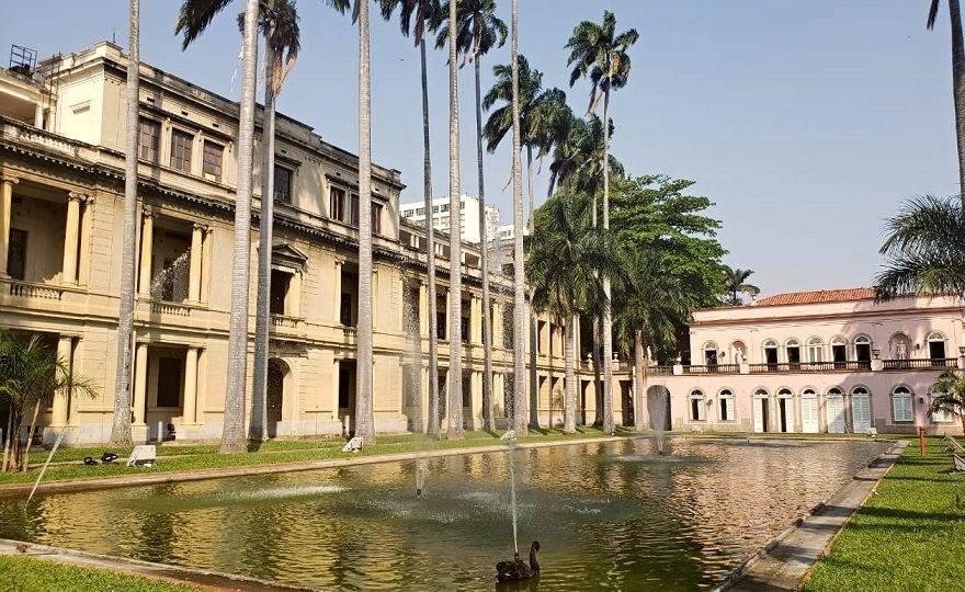 Força-tarefa irá restaurar Palácio do Itamaraty e propor alternativas para o patrimônio histórico