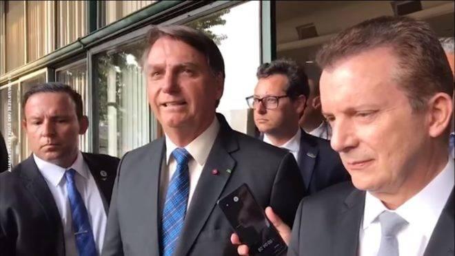 Russomanno afirma não estar preocupado com rejeição a Bolsonaro em São Paulo