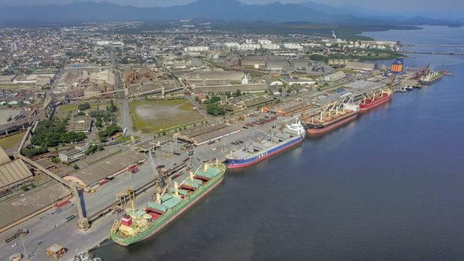 Movimentação nos portos do Paraná crescem mesmo durante a pandemia