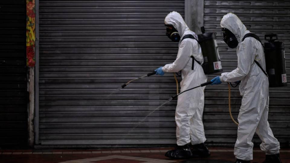 Brasil registra 510 novas mortes por Covid-19 e total chega a 158,4 mil