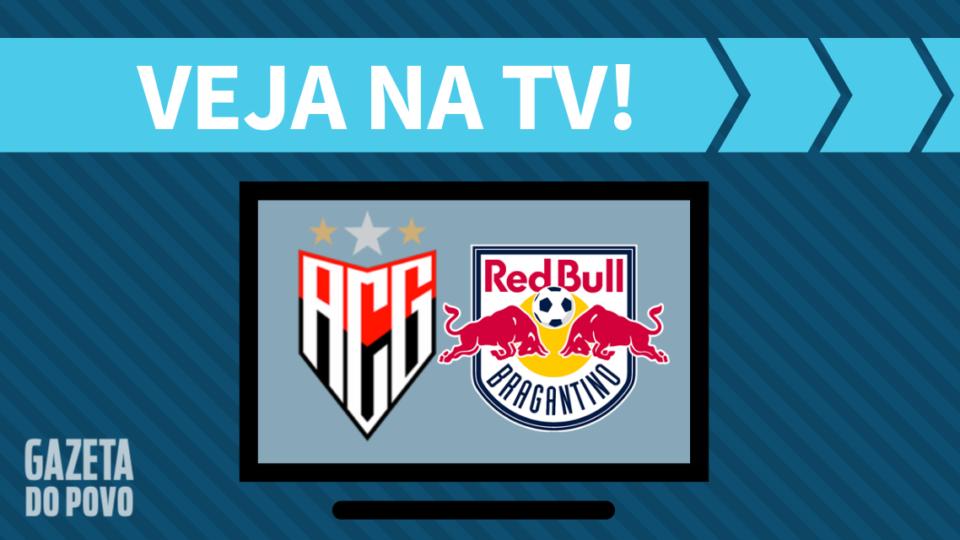 Atlético-GO x RB Bragantino AO VIVO: saiba como assistir ao jogo na TV