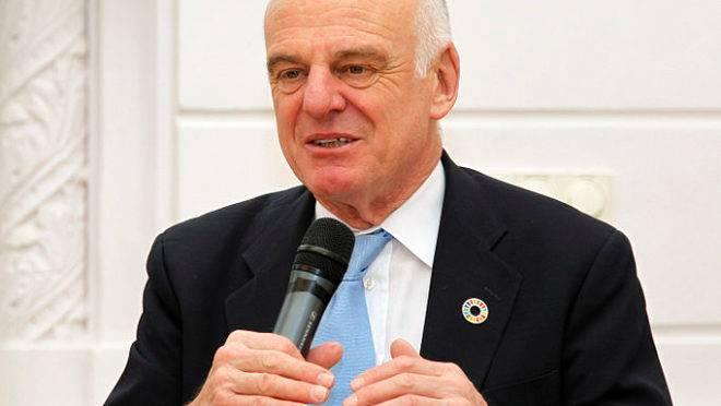 David Nabarro, diretor da OMS para a Covid-19
