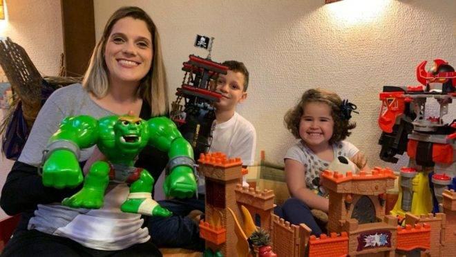 Site Alugando e Brincando foi criado para alugar brinquedos e já na primeira semana de funcionamento oito itens foram alugados