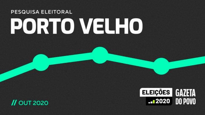 Pesquisa eleitoral em Porto Velho