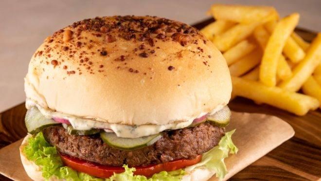 hambúrguer unilever
