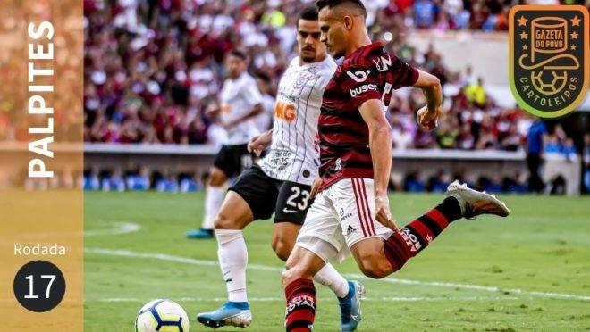 Veja os palpites para os jogos da 17ª rodada do Brasileirão 2020