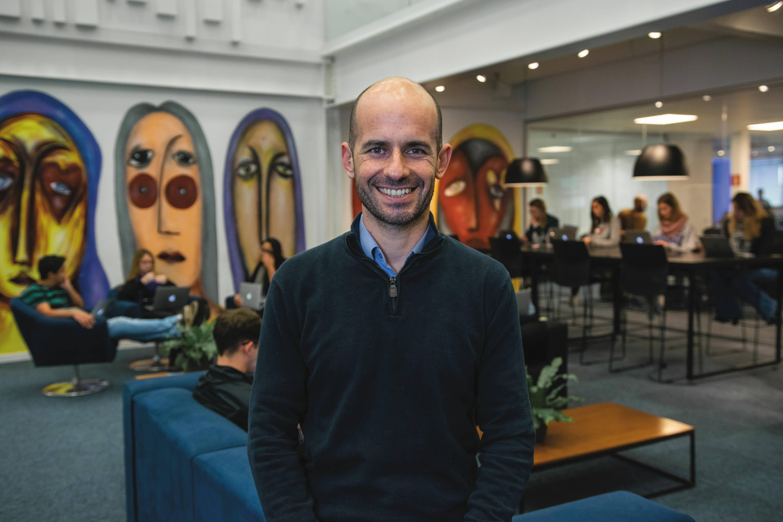 """João Del Valle, cofundador e COO do Ebanx: """"Uma das nossas missões é ser um dos agentes mais relevantes de divulgação da América Latina como ambiente de negócios favorável""""."""