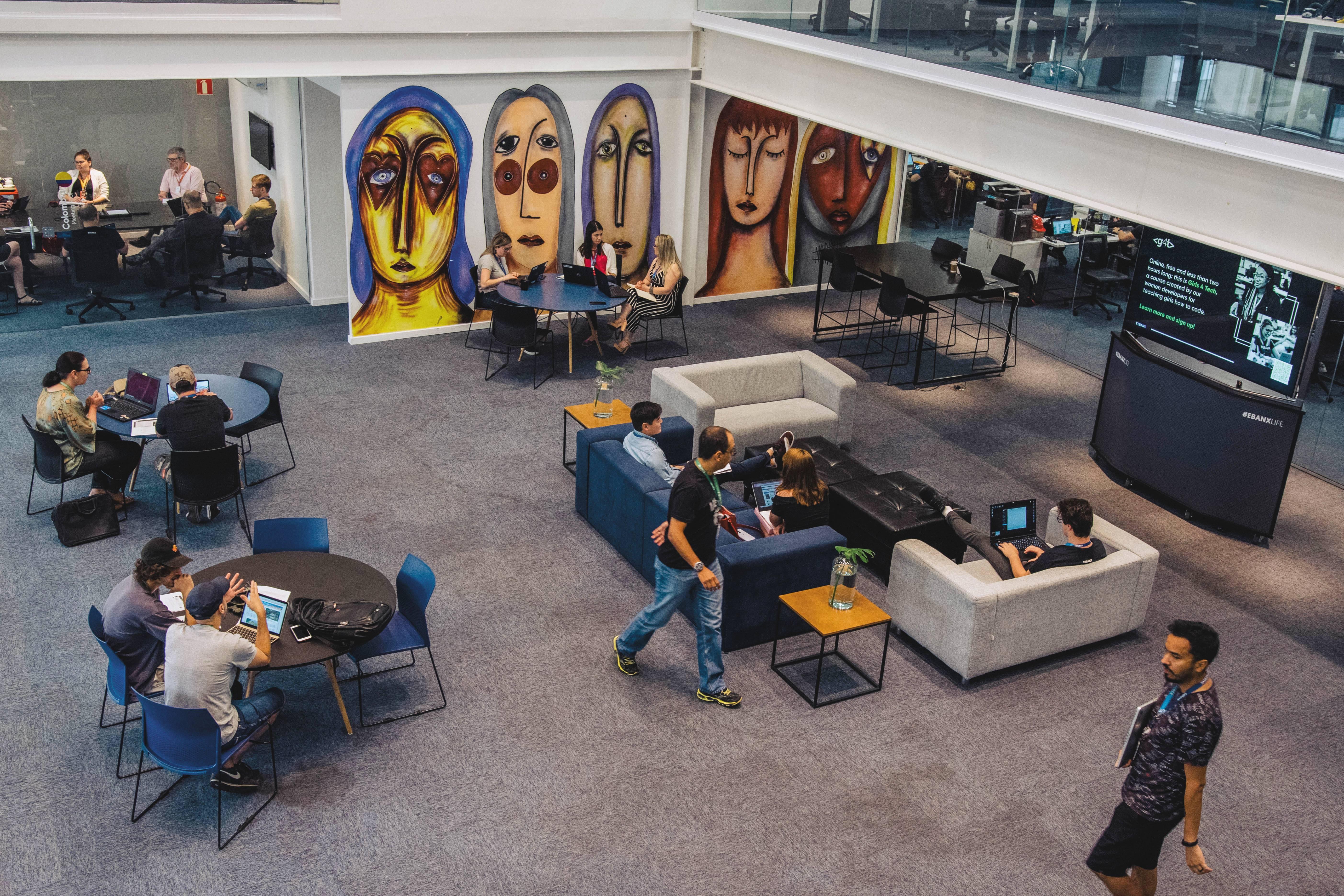 Com sede no Edifício Itália, em Curitiba, EBANX tem orgulho de crescer fora dos grandes centros por poder construir e gerar impacto na comunidade.