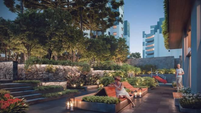 Aumentam as buscas por imóveis com espaços verdes, sobretudo por casas com quintais ou apartamentos com ambientes de uso comum em condomínios.