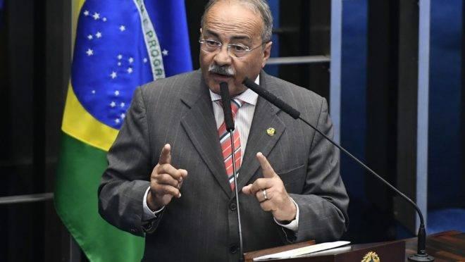 Chico Rodrigues foi deputado federal por 5 mandatos consecutivos e vice-governador e governador de Roraima.
