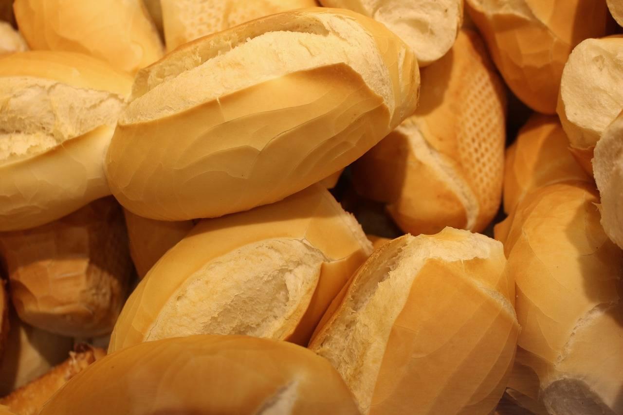 O pão brasileiro batizado de francês é adaptação nacional. Foto: Daniel Dan/Pixabay