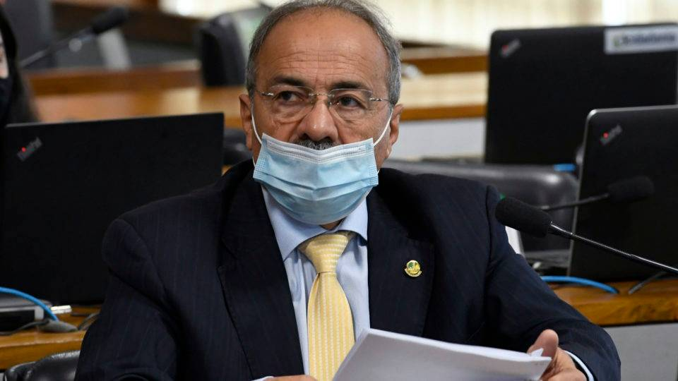 PF diz ter apreendido pepita de ouro na casa de Chico Rodrigues