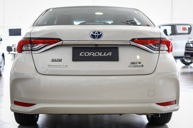 Toyota Corolla híbrido Sulpar