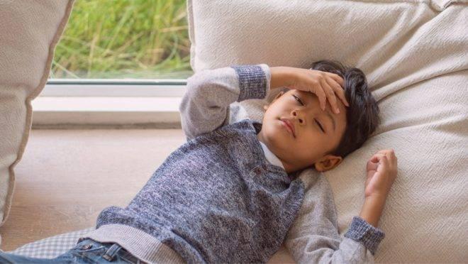 Uma em cada cinco pessoas com enxaqueca tem o primeiro episódio antes dos cinco anos de idade